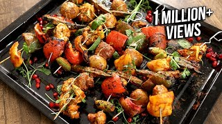 Tandoori Vegetables - Indian Starter Recipe - The Bombay Chef – Varun Inamdar