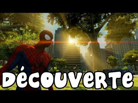 the amazing spider man pc gameplay