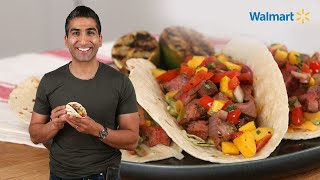 Tasty At Home: Grilled Steak Tacos // Presented by Walmart Canada & BuzzFeed