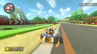 GBA Mario Circuit - 1:20.381 - V (Mario Kart 8 World Record)