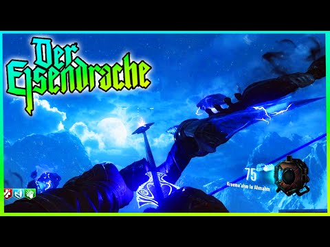 HOW TO UPGRADE THE BEAST BOW! Der Eisendrache Upgrade Wolf
