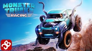 Monster Trucks Racing - iOS/Android - Gameplay Video