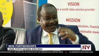 Posta Uganda, URBS Partnership