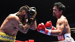 Manny Pacquiao VS Lucas Matthysse Highlights (HD)