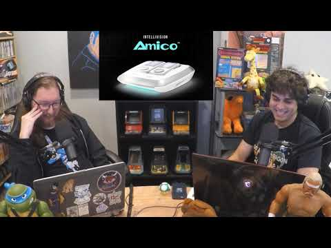 Intellivision Amico Console Announced - #CUPodcast