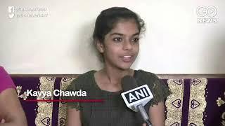 Ambidextrous Raipur Teenager Perfects Mirror Writing
