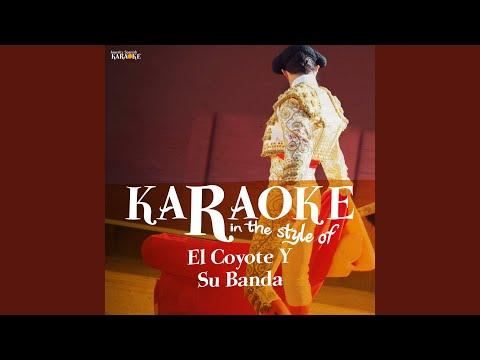 Arboles De La Barranca 1 (Karaoke Version)