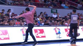 Aries Dimaunahan Ejection | PBA Commissioner's Cup 2019
