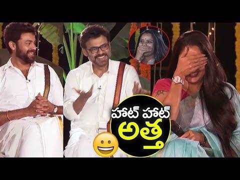 Hero Venkatesh Fun On Actress Pragathi about her Character in F2 Movie | Tamanna | Filmylooks