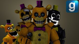 Download Gmod FNAF | New Spooky Fredbear Model! Youtube to