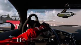 Gran Turismo sport - Olha o que aconteceu com o volante do Audi R8