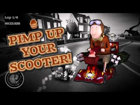 Coffin Dodgers Kart Racing Game Trailer: Full Release - PS4, Xbox One & Steam thumbnail