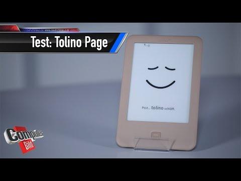 Tolino Page: Reichen 70 Euro für einen eBook-Reader?