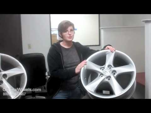 Mazda 5 Rims & Mazda5 Wheels - Video of our Factory, Original, OEM, stock new & used rim Co.