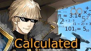 Gawain  - (Fate/Grand Order) - Calculated Gawain - Stream Highlight