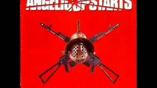Angelic Upstarts - Caught in the Crossfire