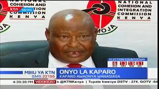 Mbiu ya KTN: Onyo la Ole Kaparo