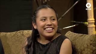 Conversando con Cristina Pacheco - Eréndira Yaretzi Morales