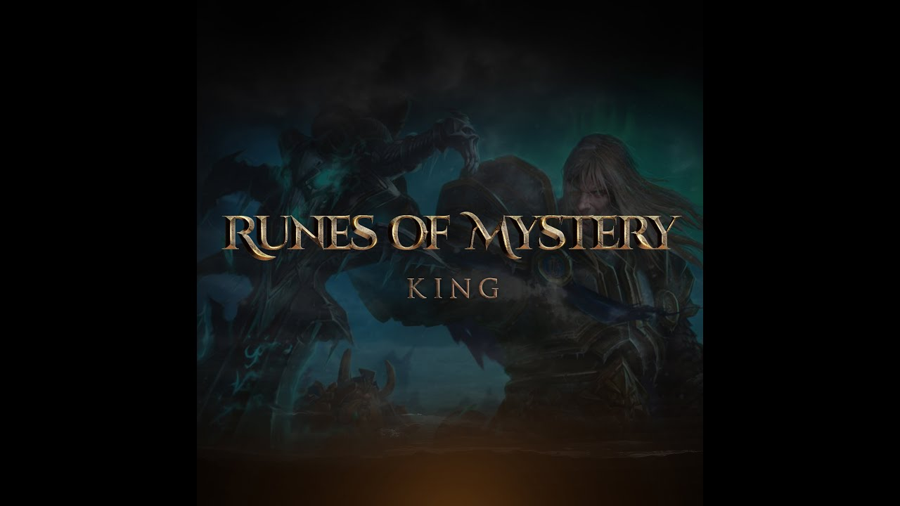 Runes of Mystery: King