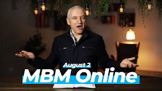MBM Online / August 2 / Psalm 13