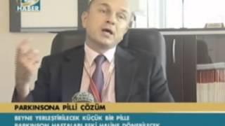 Parkinsona Pilli Çözüm - TGRT Haber - 2011