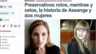preview picture of video 'Extraditarán a Assange a Suecia por agresión sexual.'