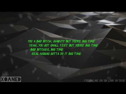 Rick Ross - BIG TYME Ft. Swizz Beatz (Lyrics) - Xoaned
