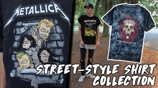 Streetwear Shirt Collection | 2016