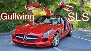 Mercedes SLS AMG Gullwing //  Modern Classic