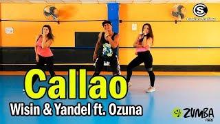 Callao   Wisin & Yandel Ft. Ozuna  Coreografia Zumba  Carlos El Safary