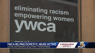 YWCA continuing to help domestic violence victims find shelter amid COVID-19 outbreak
