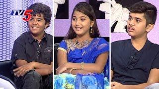 Child Artists Nikhil, Pranavi  Gaurav Chit Chat On Their Movie Journey   TV5 News