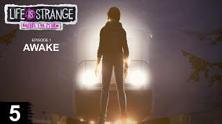 Life is Strange: Before the Storm - Ep 1 Part 5 (Blind Let's Play)