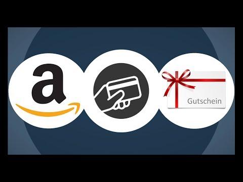 Bei AMAZON mit einem GUTSCHEIN bezahlen - einfach erklärt || BEZAHLEN.NET