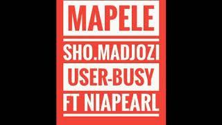 MAPELE_USER BUSY HIT FT. SHO MADJOZI & NIA PEARL