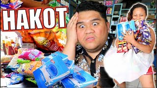 I'LL BUY EVERYTHING YOU CAN CARRY (PRANK LANG PALA HA HA HA!!!)