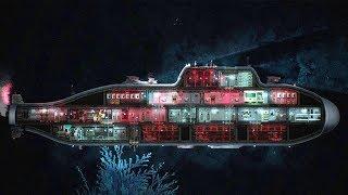 Attack Submarine Crew Management Simulator   Barotrauma Gameplay