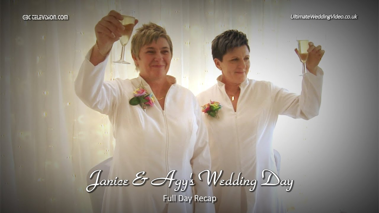 Janice & Agy's Wedding: 18 minute full day recap
