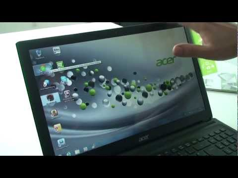 Acer Aspire V5 HandsOn German/Deutsch ►►notebooksbilliger.de