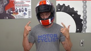 How To Wash Your Motorcycle Helmet | MC GARAGE