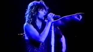 Bon Jovi   Drift Away (Sydney 1987)