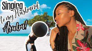 Welcome to Aruba 2k18! Day 1-Karaoke Night