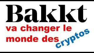 BAKKT, va changer le monde des cryptos,  janvier 2019