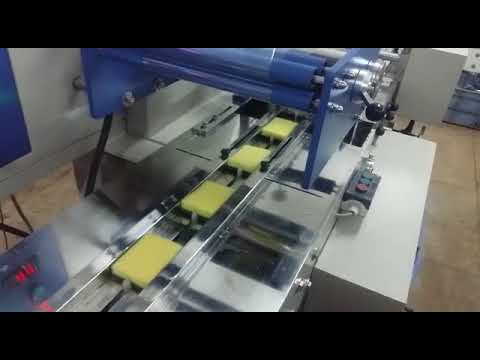 Scrub Pad Packing Machines