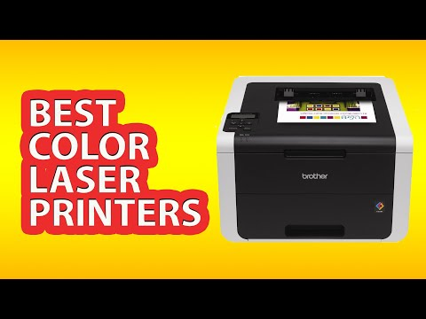 ✅ Best Color Laser Printers 2018 (Updated 2019)