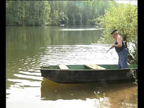 La pesca a l'esparvièr