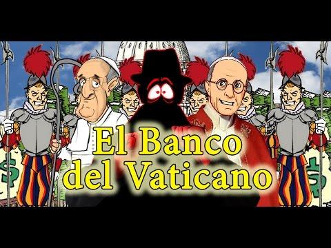 Conspiranoid: EL BANCO DEL VATICANO - Bully Magnets