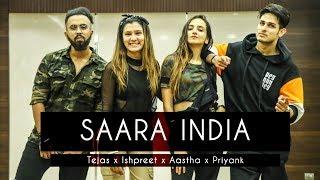 SAARA INDIA | Tejas & Ishpreet Ft. Aastha Gill & Priyank