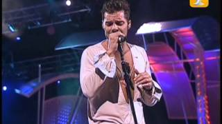 preview picture of video 'Ricky Martin, Vuelve, Festival de Viña 2007'