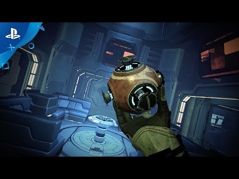 The Persistence - Announce trailer | PS VR thumbnail